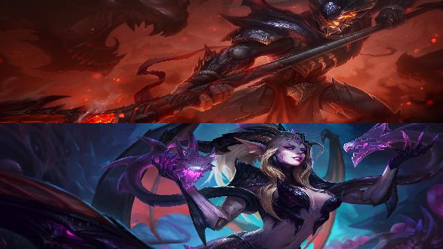 Νέα skins σε Xin Zhao και Zyra