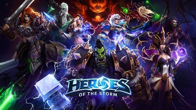 Free-to-Play Hero Rotation: March 21 – 28, 2017