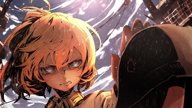 Youjo Senki – Saga of Tanya the Evil