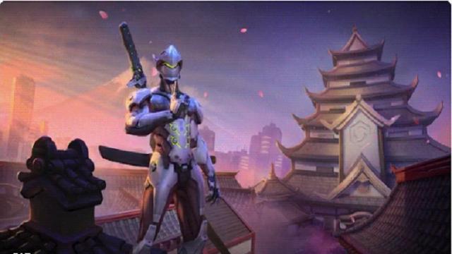 Ο  Genji τώρα και στο Heroes of the Storm