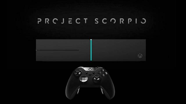 Xbox 2 (Project Scorpio)