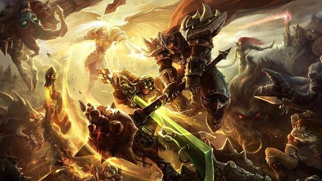 League of Legends Patch 7.7