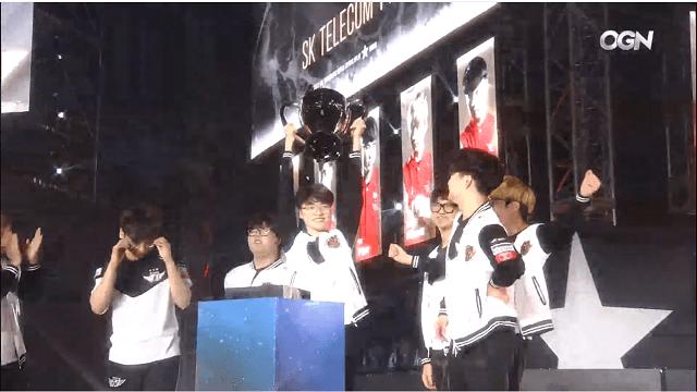 Έξι φορές πρωταθλητές Κορέας οι SKT!!!