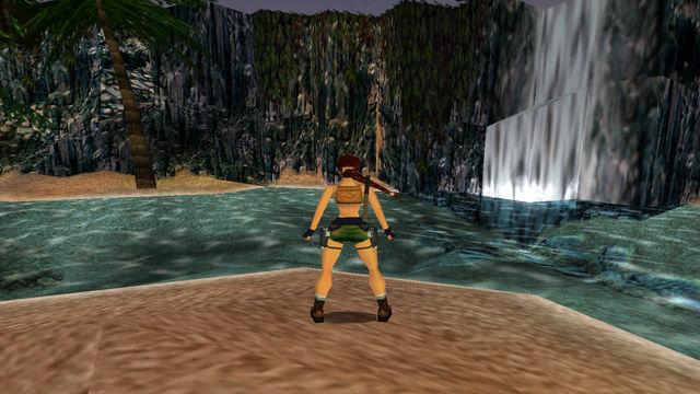 Διαθέσιμο σε browser μέρος του original Tomb Raider