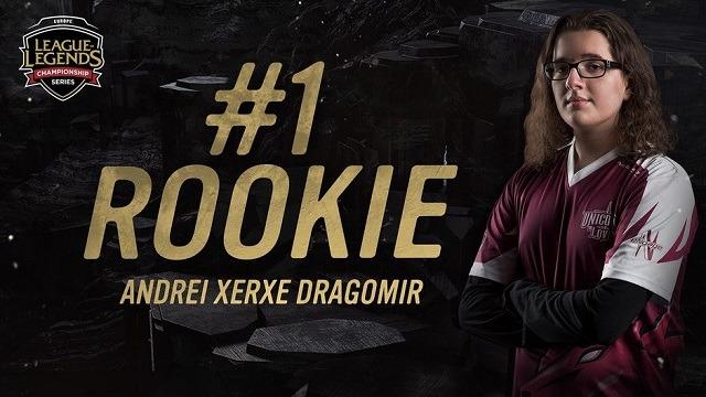 Ο Rookie του Spring Split στο EU LCS είναι ο Xerxe