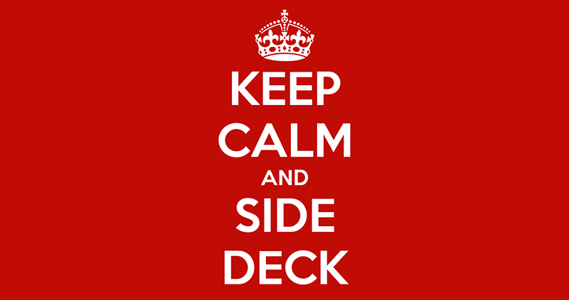 Side-Decking for Dummies