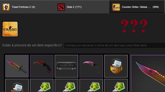 999+ items στο steam?
