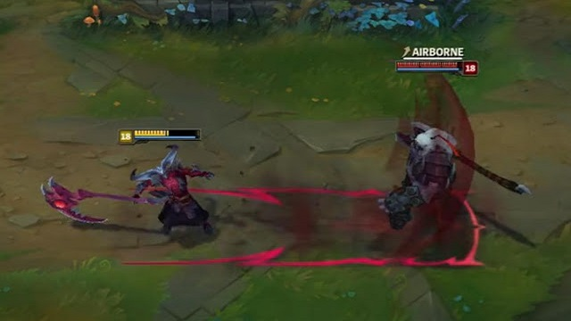 Νέος champion στο LoL o Kayn/Rhaast