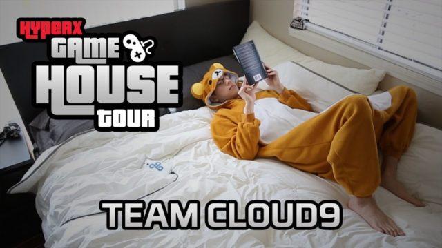 Cloud 9: Περιήγηση στο καινούργιο τους σπίτι!