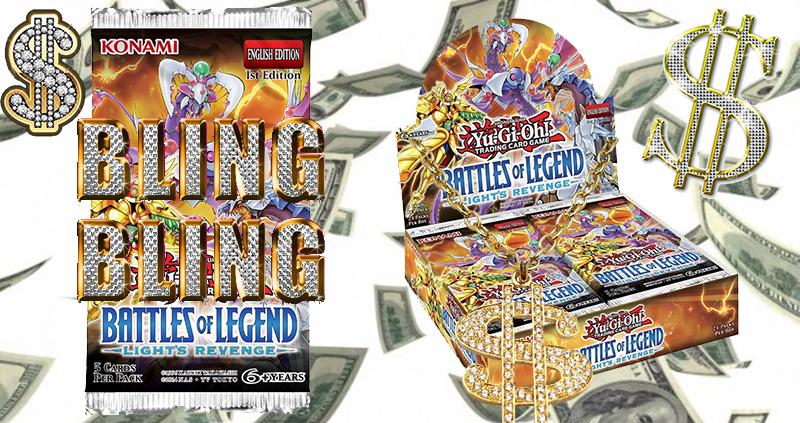 Ανακοίνωση reprints στην Battles of Legend: Light's Revenge