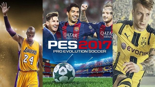 Τουρνουά FIFA 17, NBA 2K17, PES 2017 The League