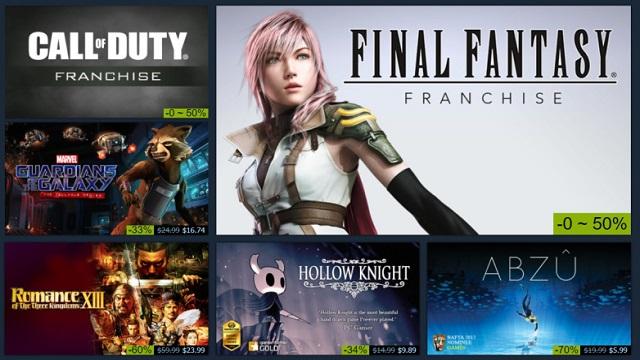 Το Gamesenpai σας προτείνει τα καλύτερα  deals στο Steam sale του καλοκαιριού