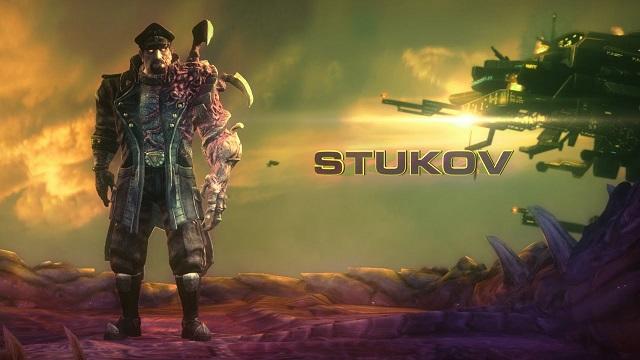Παρουσίαση Ήρωα: Stukov