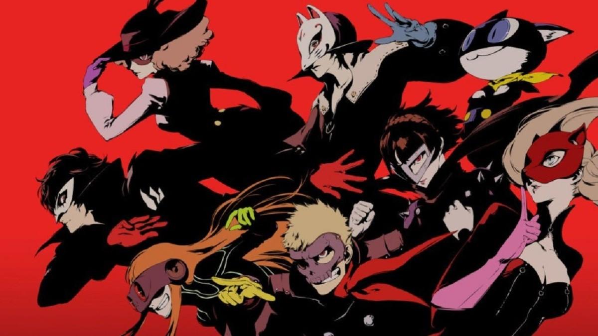 Το Persona 5 γίνετε anime!