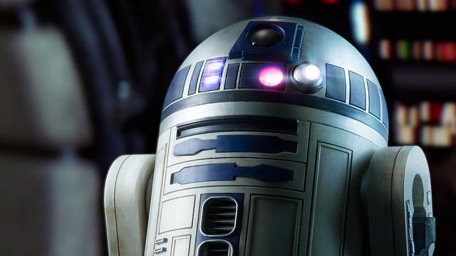 Για 2.75 εκατομμύρια δολάρια πουλήθηκε ο R2-D2