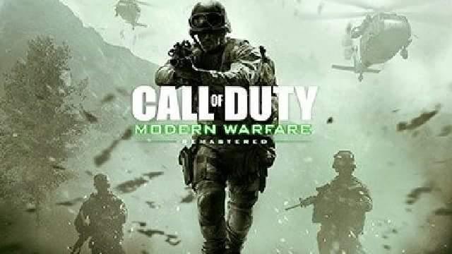 Το Call of Duty : Modern Warfare Remastered στο Steam αποδείχθηκε αποτυχία!!