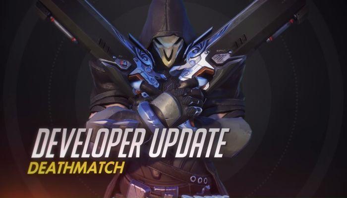 Έρχεται το Deathmatch στο Overwatch μαζί με καινούριο map.