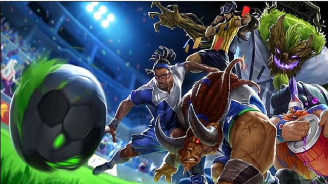 Edgar Davids VS Riot Games