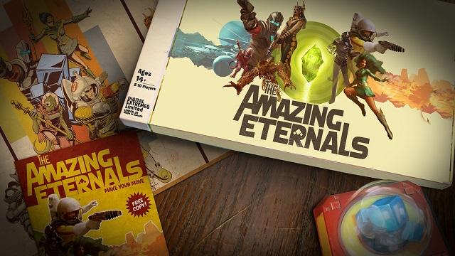 The Amazing Eternals,το καινούριο hero shooter από τους Devs του Warframe