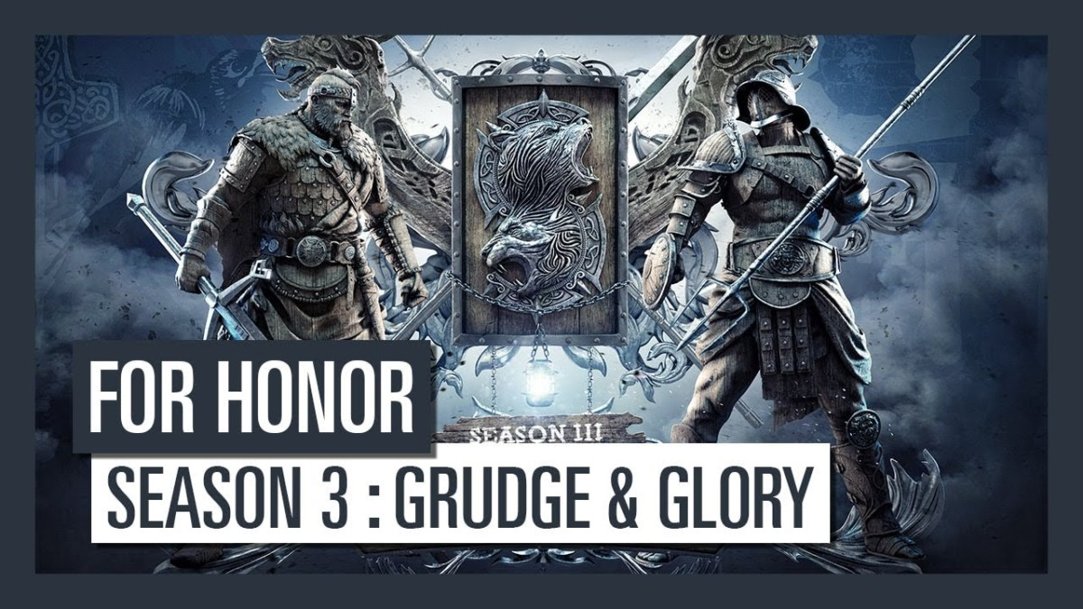 For Honor – Η 3η σεζόν έρχεται με Gladiator και Highlander