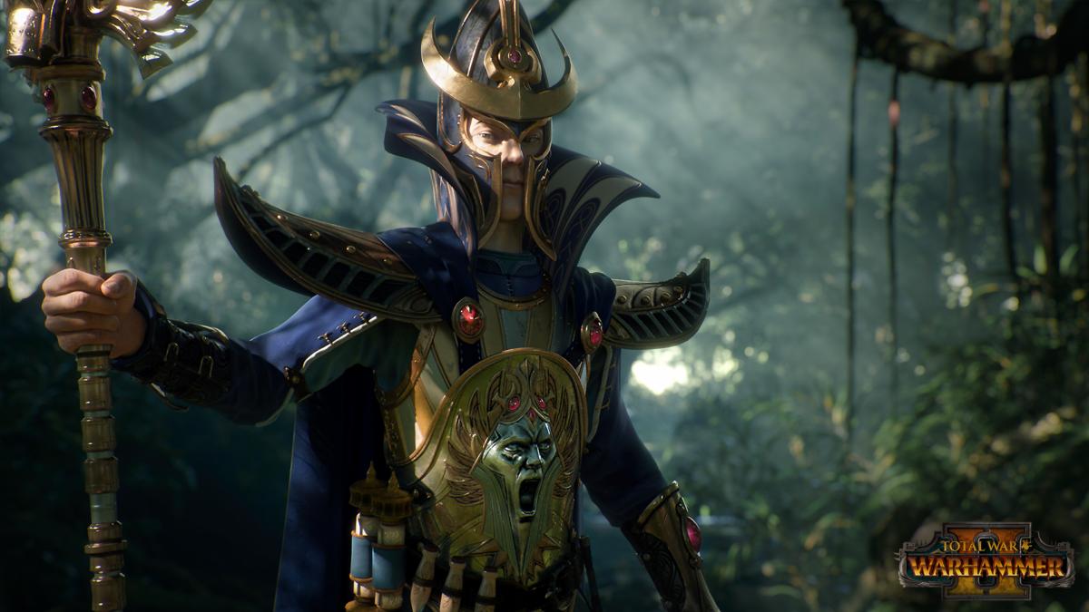 Νέα Φυλή στο Total War: Warhammer 2
