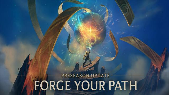 Preseason 2018 – Αλλαγή στα Runes