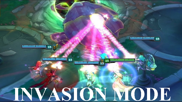 New Invasion Mode