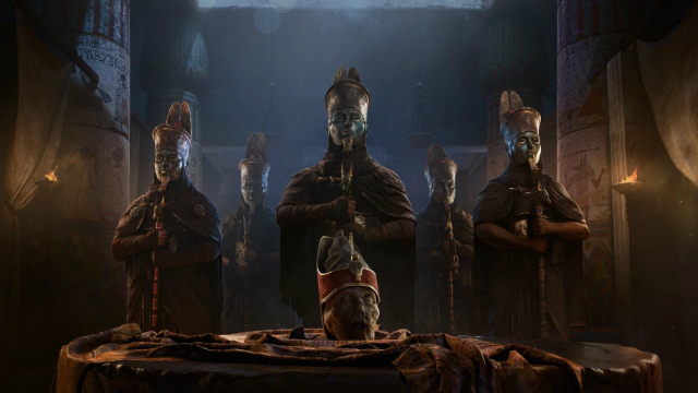 Assassin's Creed Origins: Order of the Ancients