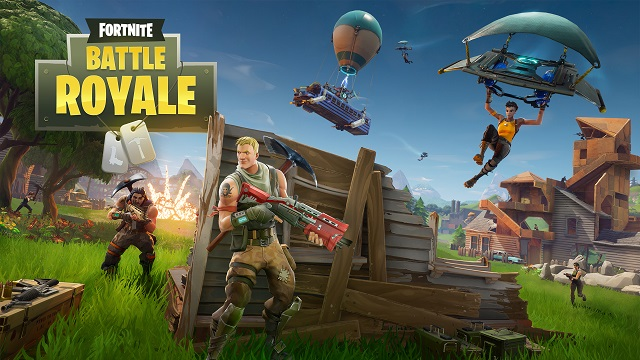Fortnite Battle Royale Free to play Sept 26