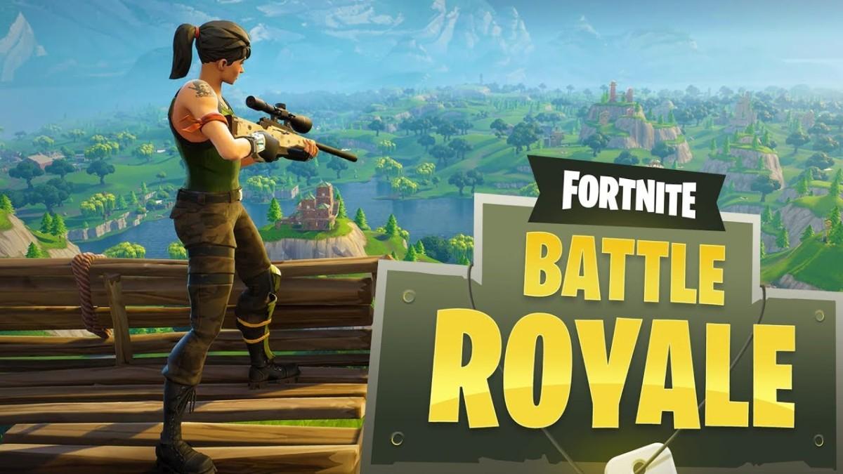 Νέο Game Mode στο Fortnite. Battle Royale.