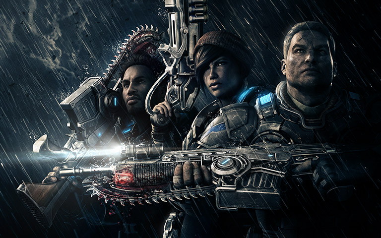 Ώρα για το τελευταίο μεγάλο update του Gears of War 4.