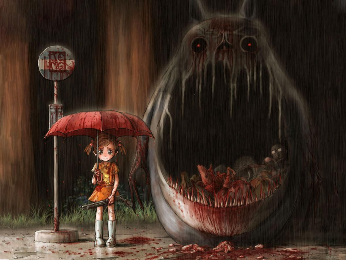 5 + 1 anime για το Halloween