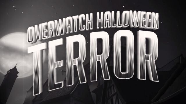 Δείτε τα 3 ολοκαίνουργια skin τα οποία θα δούμε στο Halloween Terror event του Overwatch.