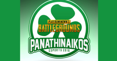 O Panathinaikos E-Sports ανακοίνωσε την ομάδα του PUBG