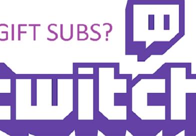 Twitch sub gifting