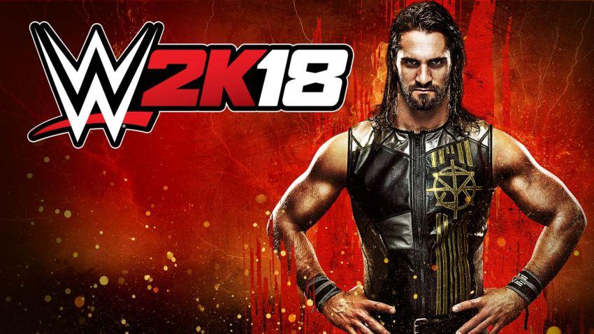 Ήρθε το 4o patch για το WWE 2K18