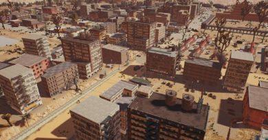 Τι καινούριο μας έρχεται μαζί με το update του Desert map στο PUBG ?