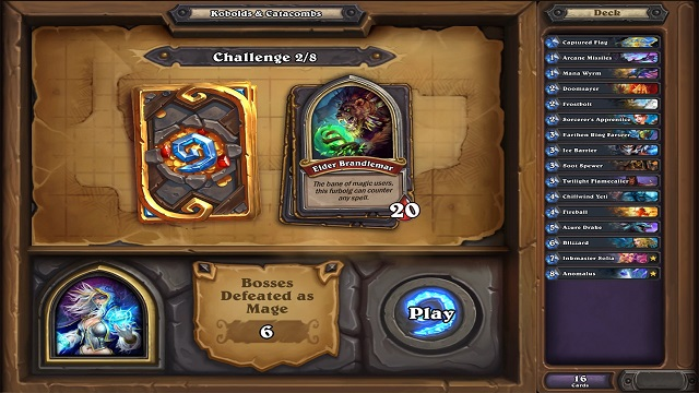 Kobolds and Catacombs expansion