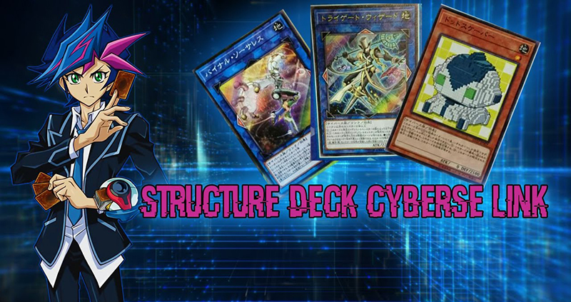 Structure Deck: Cyberse Link