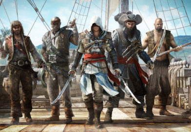 To Assassin's Creed Black Flag δωρεάν στο Uplay