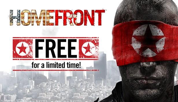 Το Homefront δωρεάν για περιορισμένο χρόνο
