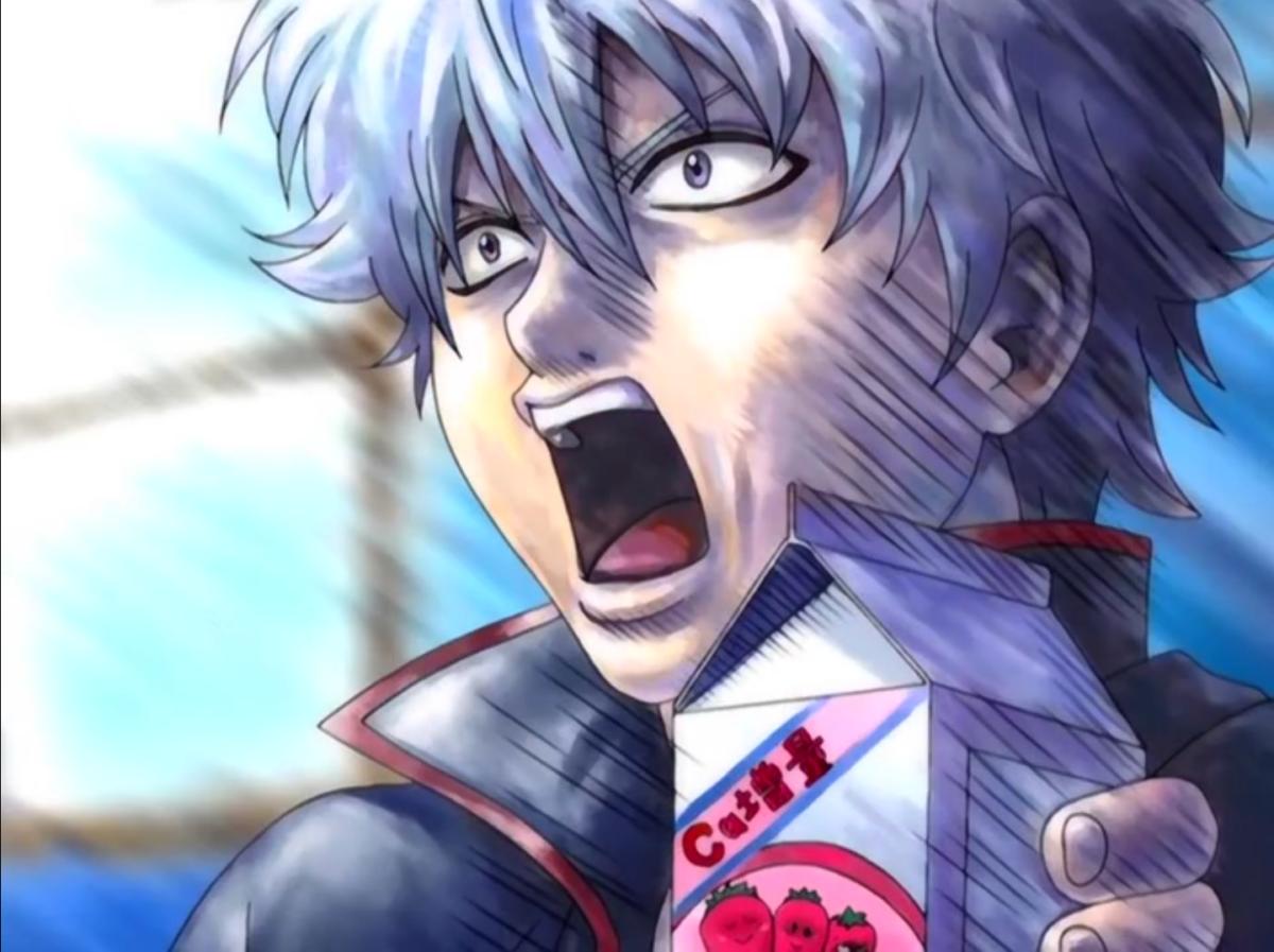 Στο τελευταίο του arc μπαίνει το anime του Gintama