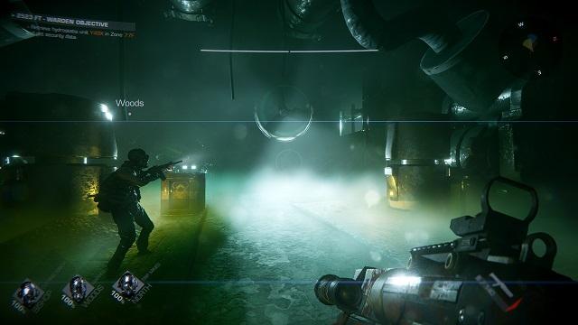 Το καινούριο survival co-op horror GTFO παρουσιάστηκε στα Game Awards