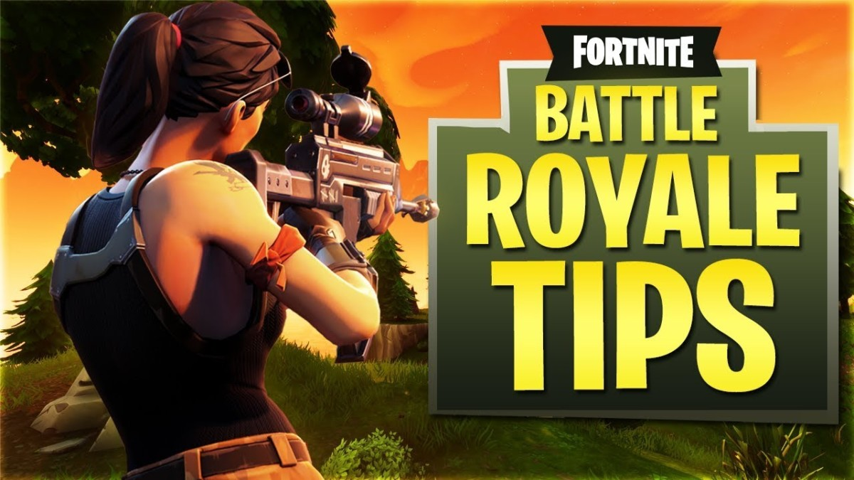 Σχετικά με το Fortnite Battle Royale Free To Play + TIPS