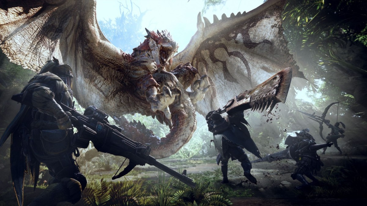 Monster Hunter Beta για PS4