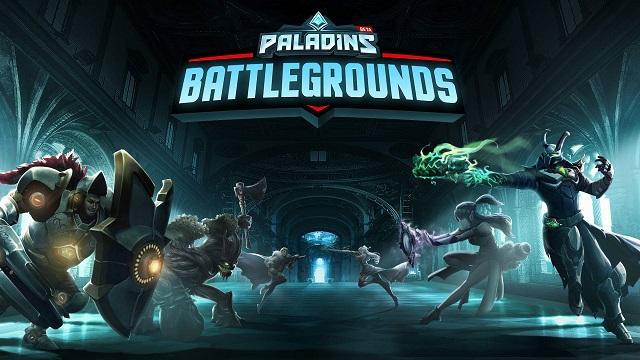 To Paladins θα κυκλοφορήσει  ένα καινούριο Battlegrounds mode