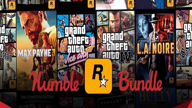 Τρομερό bundle της Rockstar στο Humble Bundle