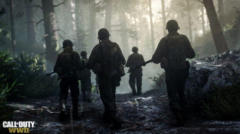 Δωρεάν δοκιμή του Call Of Duty : WWII