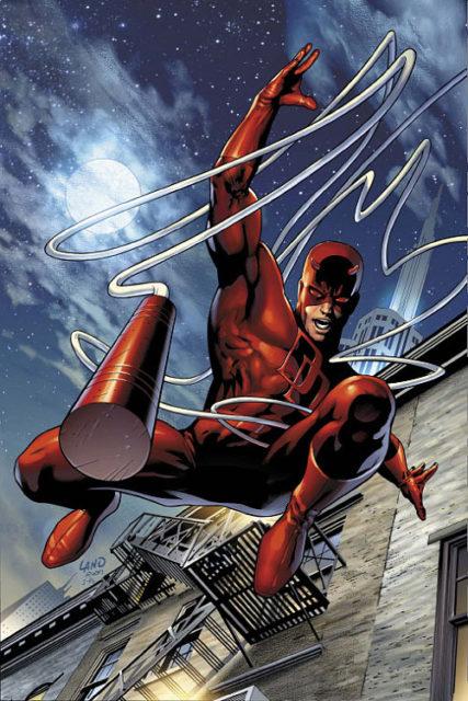 Αφιέρωμα στον Daredevil
