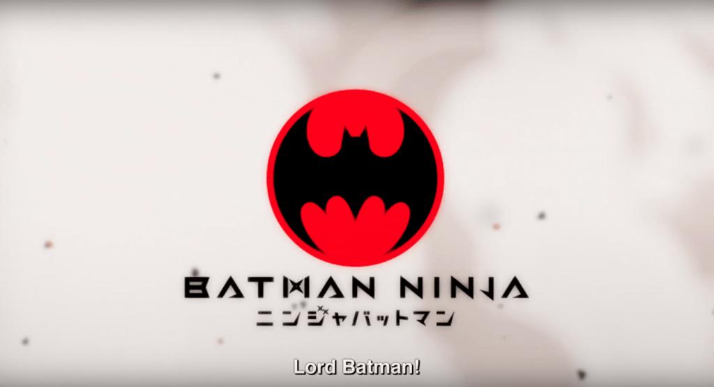 Το Batman Ninja έρχεται!